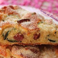 Ricette torte rustiche salate per antipasti Capodanno 2013