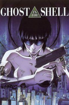 Kokaku Kidotai : Ghost in the Shell 1995 Japanese Film / 攻殻機動隊 ゴースト・イン・ザ・シェル