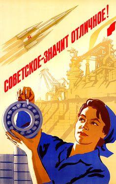 The Greatest Soviet Propaganda Posters Ever