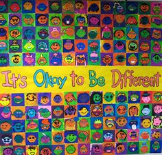 Cassie Stephens: In the Art Room: It's Okay to be Different! Part 2