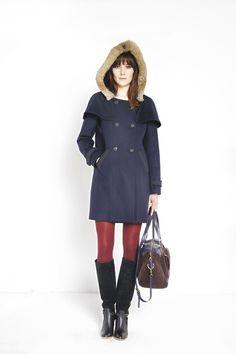 Le lookbook automne-hiver 2012/13 de Comptoir des cotonniers