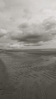 Beach At Menie Estate, Aberdeenshire, Scotland, UK