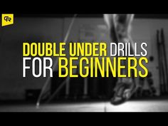awesome How to Do Double Unders: How I Hit 639 Double Unders (In a Row) Crossfit Home Gym, Crossfit Equipment, Crossfit Wods, Jump Rope Training, Jump Rope Workout, Fitness Goals, Fitness Motivation, Motivation Quotes, Fitness Diet