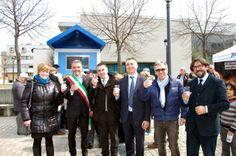 Inaugurata la seconda Casa dell'Acqua di Cesena: si trova in via Moretti, nel quartiere Fiorenzuola. #cesena #casadellacqua #adriaticacque #hera #sostenibilitàambientale