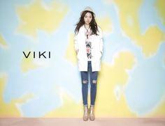 Park Shin Hye for Viki Spring/Summer 2015 Lookbook