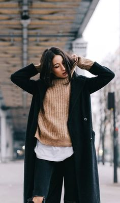 These Winter Looks Have Over 10K Fans via /WhoWhatWear/