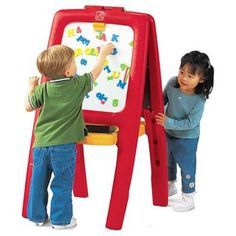 Best Gifts For a 3-Year-Old Boy Step2 Easel For Two