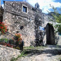 entry of Montegiovi #amiata #maremma #casteldelpiano