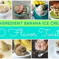 If you're seeking a fresh summer treat that's also easy to make, these two-ingredient banana ice cream recipes are sure to satisfy. Find 10 ways to enjoy this dessert, only at Babble!