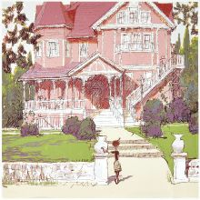 9 Best Pink Palace Animation Images Pink Palace Coraline Coraline Aesthetic
