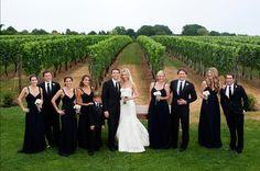 Vineyard setting... So perfect