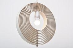 Verner Panton . moon lamp