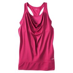 e7c2a27eab C9 by Champion® Women s Cowl Neck Layered Tank - Assorted Colors Running  Tanks