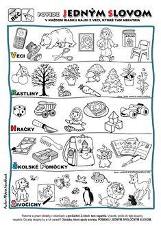 Kids Learning Activities, Kindergarten, Diagram, Teaching, Education, Words, Infant Learning Activities, Kindergartens, Onderwijs
