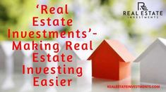 Based out of California, 'Real Estate Investments' is one of leading property investment companies in the USA. Since inception, it has committed to make real estate investing seamlessly easier and more rewarding. Commercial Real Estate Investing, Top Real Estate Companies, Investment Companies, Investment Property, Make More Money, How To Make, Free Classified Ads, Risk Management, Beverly Hills
