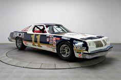 Cale Yarborough's Olds Cutlass NASCAR