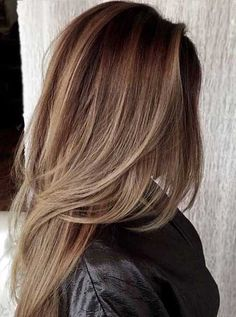 20 Layered Long Hairstyles Every Lady Needs to See: #10
