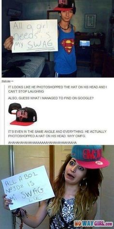 When Swag Goes Wrong