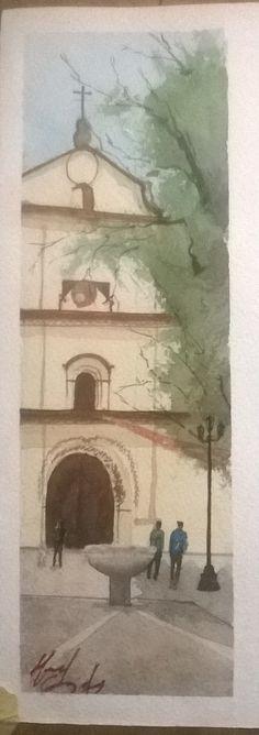 Practica (san francisco sclc) San Francisco, Painting, Art, Water Colors, Art Background, Painting Art, Kunst, Paintings, Performing Arts