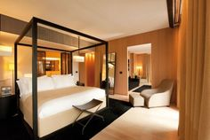 Hotel Bulgari. Milán.