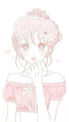 138 Best Anime Girl Pink Images In 2019 Anime Girls Kawaii Anime