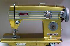 MI Vintage Sewing Machines: White 765 (1965)