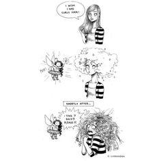21 illustraties die aantonen hoe zwaar het is om een ... (11)