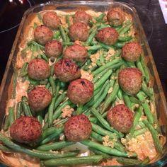Swedish Meatball Casserole Swedish Meatball Casserole Recipe, Swedish Meatball Recipes, Casserole Dishes, Casserole Recipes, Noodle Casserole, Sauce Recipes, Beef Recipes, Mexican Recipes