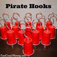 East Coast Mommy: Simple Pirate Hooks