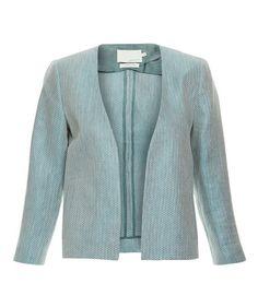 Signature Textured Linen Jacket, Sportscraft Online
