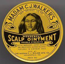 Madam C. Walker: Self-Made Millionaire. Madam Cj Walker, Self Made Millionaire, African American Culture, Black Pride, African American Hairstyles, Black History Month, 1 Oz, Black People, Vintage Ads