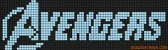 Alpha Friendship Bracelet Pattern #11045 - BraceletBook.com