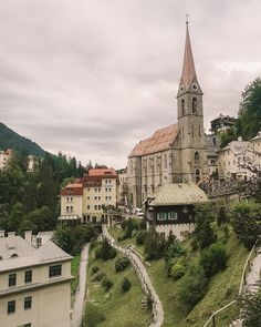 Bad Gastein, Hotels, Austria, Mansions, House Styles, Ski, Communities Unit, Places, Vacations