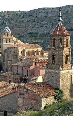 Albarracín, Teruel, Aragon, Spain