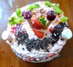 Cake Masterclass Red Hot World Buffet : Creative Mondays Blog Hop...
