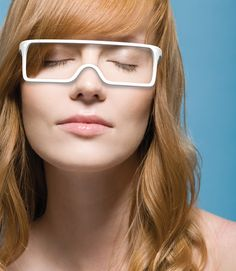 These glasses have been exclusively designed for visually impaired people. Well, it's not exactly ordinary glasses, named as Braille Sight, this device provides blind people with an impression of the things around theme.