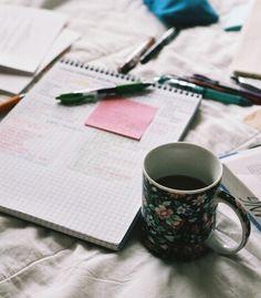 Thuis studeren of thuiswerken inspiratie. Alles over het thuisstuderen voor mijn opleiding tot gewichtsconsulente aan het Civas