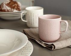 iittala Sarjaton Letti Old Rose Mug - iittala Sarjaton Dinnerware