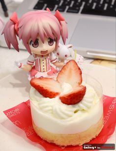 Thats what the cake would look like in real life!!!