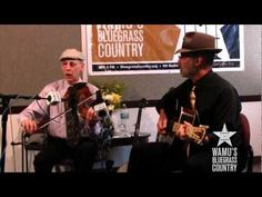 Paul Brown & John Schwab - Lonesome Road Blues [Live at WAMU's) bluegrasscountry