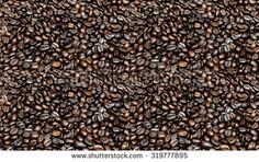 coffee background texture