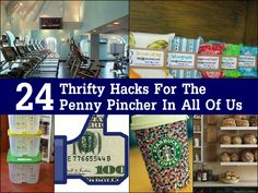 24 Thrifty Tricks For The Penny Pincher In All Of Us
