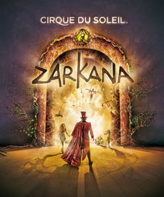 Zarkana is the new Cirque de Soleil show at the Aria Resort.  Mystere, Ka, O, Viva Elvis, Zumanity, Zarkana ... which Cirque show is your favorite?
