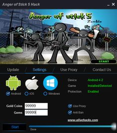 Anger of Stick 5 Hack Android/iOS