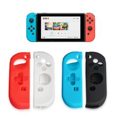 Nintendo Switch Silicone Cases Gaming Accessories, Nintendo Switch, Cases, Phone, Telephone, Mobile Phones