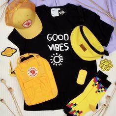 #positivity #good #vibes #fjallraven #accessories #haan #socks #patch #tshirt #szputnyikshop #budapest Patch Tshirt, Leather Ring, Copper Rings, Budapest, Socks, Positivity, Bags, Accessories, Collection