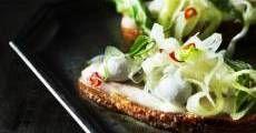 Makrel med krydderurter og tomat-concassé