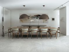 Ceramic materials flooring FOSSIL Fossil Collection by Ceramiche Refin | design Kasia Zareba