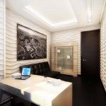 luxury vintage apartment office design
