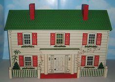 Rich Co. dollhouse